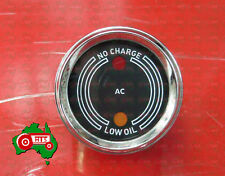Tractor Oil & Charge Gauge David Brown 850 880 900 950 990 Implematic Range