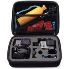 Medium Travel Carry Storage Case Bag For Go Pro GoPro Hero 1 2 3 3+ 4 Camera NEW