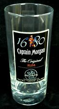 Captain Morgan 1680 The Original Rum Drinking Glass Tumbler