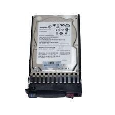 "HP MM0500EANCR 500GB  7200 PRM 2.5"" SATA Hard Drive With Tray P/N: 507749-001"