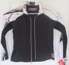 NWT Rocky Womens Quilt-Knit Jacket Sz. Large Realtree Hardwoods Snow LW00122 SIQ