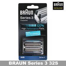 Braun 32S Series 3 Shaver Foil&Cutter Head Replacement Cassette_GENUINE