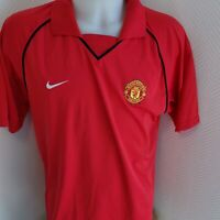 maillot  de football manchester united  taille L NIKE
