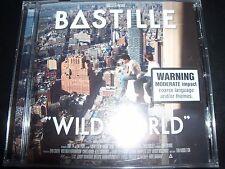 Bastille Wild World (Australia) CD – New