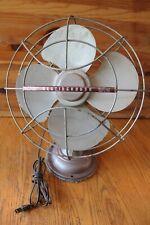 Westinghouse Vintage Rare Misty Rose Fan Runs Original 4 blade Art Deco 12 LA 3