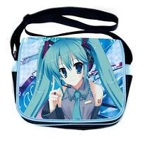 New Japanese anime Hatsune Miku shoulder bag Satchel Messenger Bag