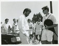 JUDD NELSON BRIAN MCNAMARA RON SILVER BILLIONAIRE BOYS CLUB 1987 NBC TV PHOTO