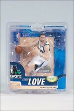 MCFARLANE NBA SERIES 21  KEVIN LOVE MINNESOTA WOLVES ROOKIE