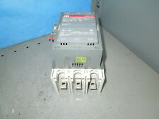 Abb Contactor A260 30 350 400a 250hp Max 600 110 120v 5060hz Coil