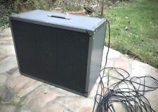 Lautsprecher Box / großer DDR Saallautsprecher für Fite 16mm Filmprojektor