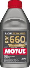 Motul RBF 660 High Temp Racing Brake Fluid Full 100% Synthetic