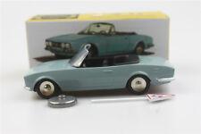 Sky Blue Dinky Toys 1:43 Cabriolet 504 Peugeot Atlas Alloy car  Roadster 1423
