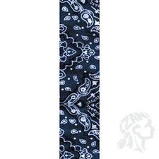 Navy Blue Paisley design Cooldanna® Neck Cooler Bandana Neck Scarf