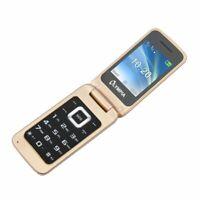 OLYMPIA Luna Senioren Mobiltelefon Handy mit großen Tasten Gold