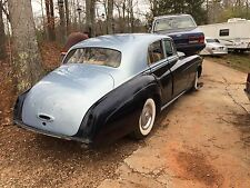 BENTLEY S3 PROJECT FOR PARTS! 12 BIG PICTURE`S, ROLLS ROYCE CLOUD, PULL HANDLE