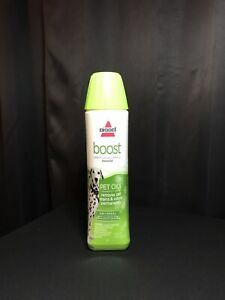 Bissell Pet Boost Oxy Formula for Cleaning Carpets Pet Stain Remover