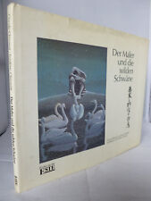 The Painter & the Wild Swans - Japanese - Colour Illustrated HB DJ German