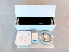 Apple iPhone 7 32GB BLACK Factory Unlocked GSM/EDGE/4G LTE Warranty, Global, OB