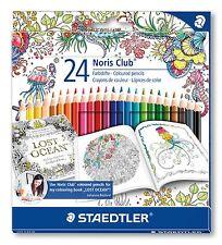 Staedtler Noris Club 24 Buntstifte Johanna Basford Edition