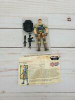 GI JOE RECONDO vs Cobra Action Figure Spy Troops COMPLETE C9+ v3-A 2003