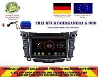 AUTORADIO NAVI ANDROID 10.0 DAB BT WIFI CARPLAY FUR HYUNDAI i30 2011-17 K5724