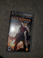 God Of War Ghost Of Sparta (Sony PSP Playstation Portable) Complete