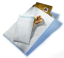 100 Pieces Poly Bubble Mailers 7.25 x 9.75 Padded Envelope Shipping Bags #DVD