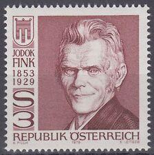 Österreich Austria 1979 ** Mi.1614 Jodok Fink Politiker Politician