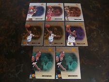 1999-00 Upper Deck Basketball---High Definition---Lot Of 8---Dupes---See List