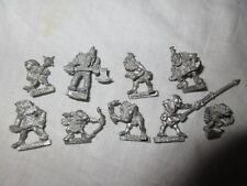 Lutin Goblin Mix joblots armée Marauder Games Workshop