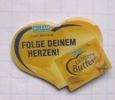 Milram/Favorite Butter... Pin (148h)