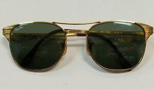 Vintage B&L Ray Ban SIGNET sunglasses USA men's size 52-19