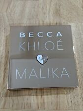 Becca Khloe Malika BFFs Bronze, Brush & Glow Palette - New BRONZE Packaging