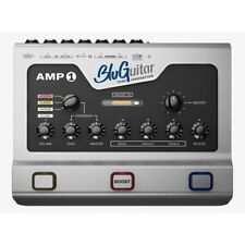 BLUGUITAR AMP1 SILVER - 100W tube guitar head amplifier in  Pedal-format