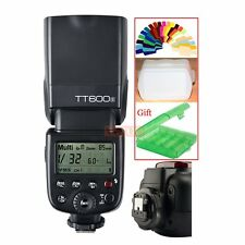 Godox TT600S 2.4G Wireless 1/8000s Flash for Sony A77II A7RII A7R A99 ILCE6000L