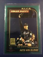 2001 Topps # 404 MIKE HAMPTON NLCS Highlights New York Mets $$$ Sweet LOOK !