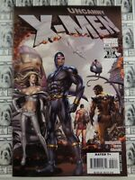 Uncanny X-Men (1963) Marvel - #495, 1st Print, Divided We..., Brubaker/Choi, VF