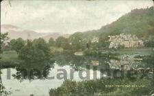 BEN LEDI Hill Postcard nr Kilmahog PERTHSHIRE Nimmo Leith
