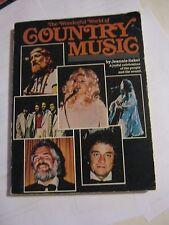 Jeannie Sakol - The Wonderful World Of Country Music (1979 pb) (003-11)
