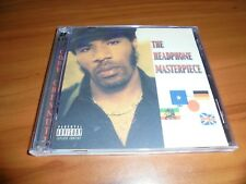 The Headphone Masterpiece [PA] by Cody Chesnutt (CD, 2002, 2 Discs, Ready) Used