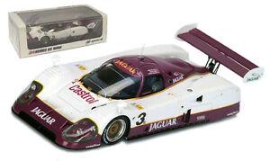 Spark 43LM90 Jaguar XJR12 #3 'Silk Cut' Winner Le Mans 1990 - 1/43 Scale