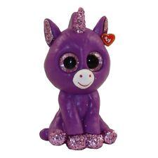 Ty Mini Boos Series 3 Collectible Figure Amethyst The Unicorn