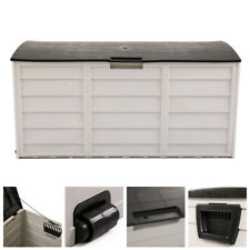 Tool Box Outdoor Garden Storage Shed Patio Garage Backyard Deck Cabinet