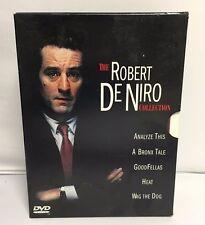 The Robert DeNiro Collection-Analyze This/Bronx Tale/GoodFellas/Heat/Wag the Dog
