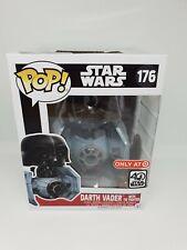 FUNKO POP Star Wars Darth Vader With Tie Fighter Vinyl Target exclusive 176 GTC3