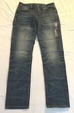 American Eagle Mens Ne(x)t Level Flex Straight Jean AM1 Dark Indigo Size 33/34