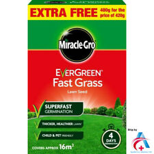 Miracle-Gro Fast Grass Seed Promo 480gm