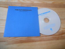 CD Indie Futureheads - Walking Backwards (1 Song) Promo NUL RECORDS cb