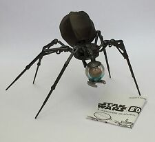 Star wars livres moine jabba's palace spider mail away exclusive figure