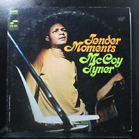 McCoy Tyner - Tender Moments LP Mint- BST-84275 Blue Labels w/Black 'b' Record